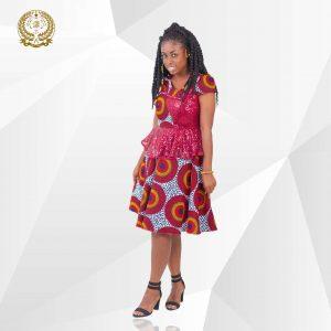 Asoreba Dress