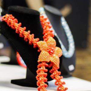Orange Royal Necklace
