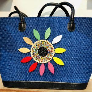 African Handmade Jute bag 6