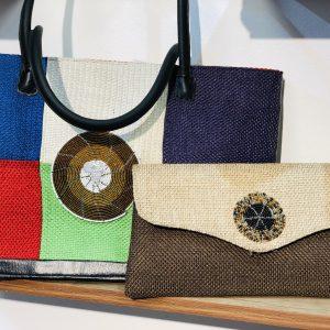 African Handmade Jute bag 4