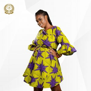 Ohemaa Maternity Dress