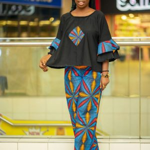 Ohenemaa two piece suit