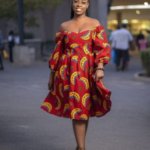 Obaasima Bumper Dress