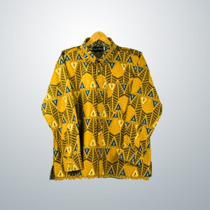 KANTAKA YELLOW TOP
