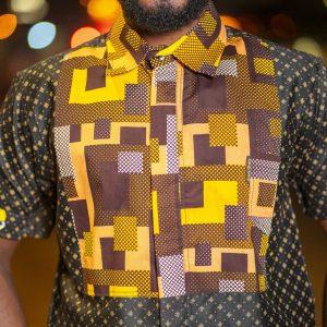 GyeNyame Trendy Shirt