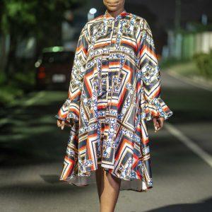 Kiki's Maxi Dress