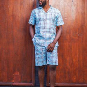 Odeneho Men Luxury Summer piece