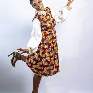Ankara Royal Dress