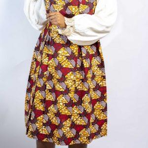 Ankara Royal Dress