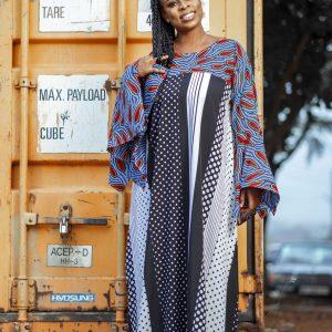 Odehye3 Long Dress