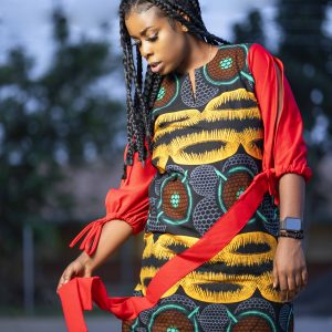 Emefa Ankara Dress