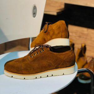 Osaagyefo Handmade Desert shoe