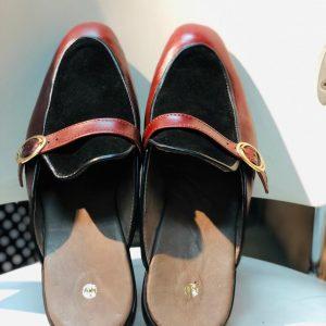 Anintinin Handmade half shoe