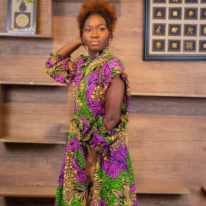 Asantewaa Trendy Dress