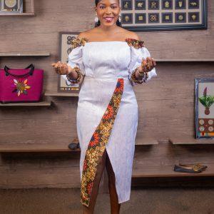 Lynash Luxury Dress