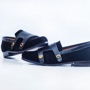 Akwaboah Velvet shoe